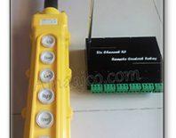 ریموت کنترل-خرید ریموت ساگا-ریموت جرثقیل سقفی- ریموت 8 کانال-ریموت صنعتی 6 کانال